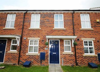 Thumbnail 2 bed terraced house for sale in Rudkin Drive, Crook