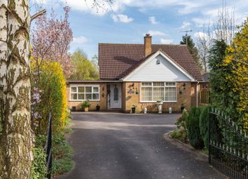 Thumbnail 3 bed detached house for sale in Leek Road, Endon, Stoke-On-Trent
