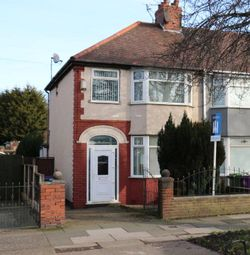 Thumbnail 3 bed end terrace house for sale in Bowring Park Road, Liverpool