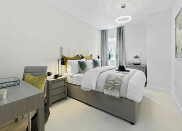Thumbnail 2 bedroom flat for sale in Jubilee Meadows, Hersham Road, Hersham, Surrey