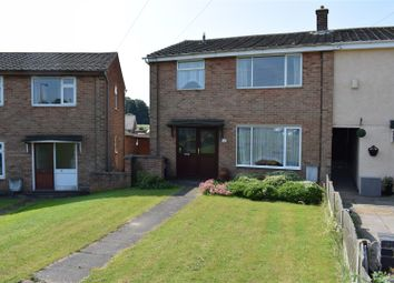 Thumbnail 3 bed semi-detached house for sale in Bailey Avenue, Overseal, Swadlincote