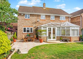 Thumbnail 6 bed detached house for sale in St. Benedicts Close, Glinton, Peterborough