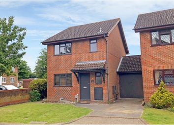 Thumbnail 3 bed link-detached house for sale in Kingfisher Walk, Aldershot
