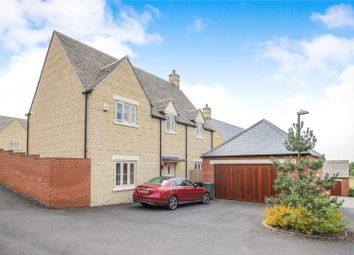 Thumbnail 4 bed detached house to rent in Griffiths Close, Cirencester