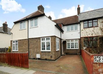 Thumbnail 3 bed terraced house for sale in Topsham Road, Tooting, London