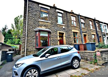 Thumbnail 3 bed end terrace house for sale in Shaw Lane, Glossop