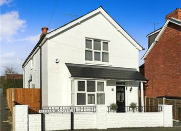 Thumbnail 3 bed detached house for sale in Alexandra Avenue, Camberley, Surrey