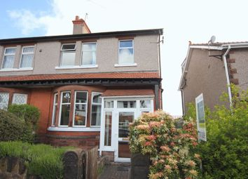 Thumbnail 3 bed semi-detached house for sale in Tower Road South, Heswall, Wirral