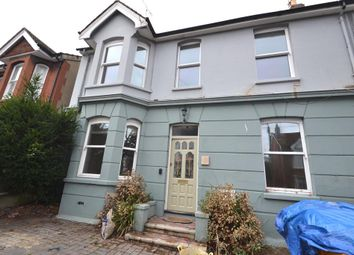 Thumbnail 4 bed end terrace house to rent in Upper High Street, Worthing, West Sussex