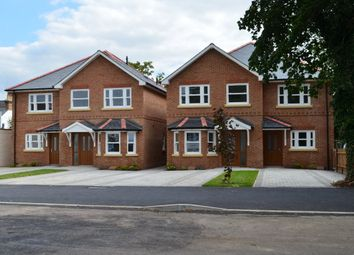 Thumbnail 3 bed semi-detached house for sale in Cross Street, Farnborough