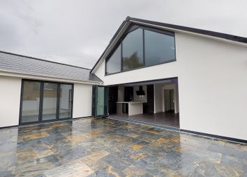 Thumbnail 5 bed detached bungalow for sale in Heol Stradling, Cardiff