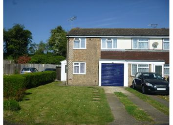 Thumbnail 3 bed end terrace house for sale in Sunnybank, Sittingbourne
