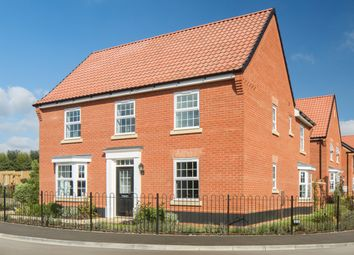 "Thumbnail 4 bed detached house for sale in ""Avondale"" at Reeds Lane, Banningham Road, Aylsham, Norwich"