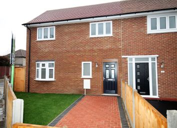 Thumbnail 2 bed semi-detached house for sale in White Hart Lane, Romford