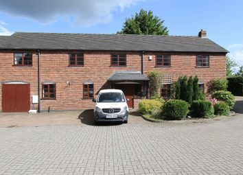 Thumbnail 4 bedroom semi-detached house for sale in Stableford, Newcastle-Under-Lyme