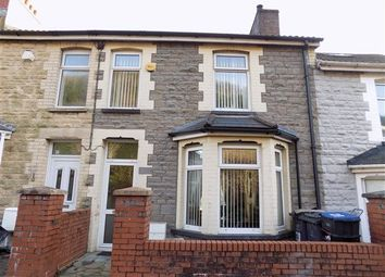 Thumbnail 2 bed terraced house for sale in Gwern Berthi Road, Cwmtillery