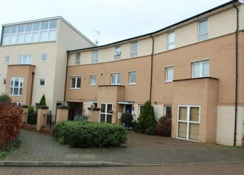 Thumbnail 4 bed terraced house for sale in Einstein Crescent, Duston, Northampton, Northamptonshire