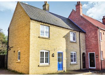 Thumbnail 3 bed link-detached house for sale in Turnor Close, Market Rasen