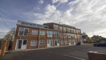 Thumbnail 1 bed flat for sale in Amersall Road, Doncaster