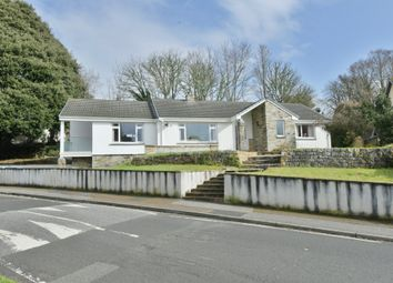Thumbnail 4 bed detached bungalow for sale in Silverdale Road, Falmouth