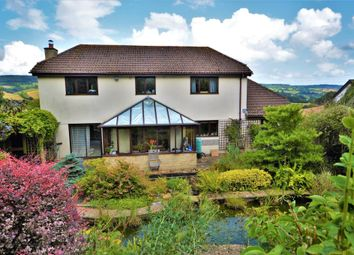 Thumbnail 4 bed detached house for sale in Tipton St. John, Sidmouth, Devon