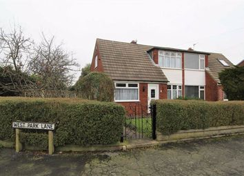 3 bed semi-detached bungalow for sale in West Park Lane, Ashton-On-Ribble, Preston PR2