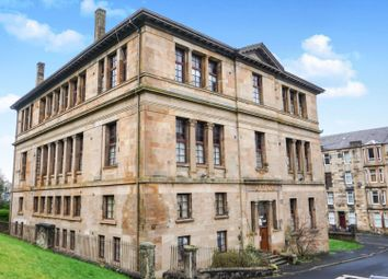 Thumbnail 3 bed flat for sale in Jean Street, Port Glasgow