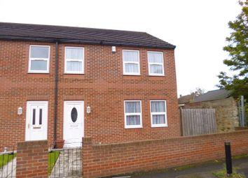 Thumbnail 3 bed semi-detached house for sale in Brancepeth Place, Shildon