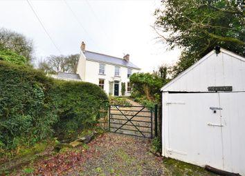 Thumbnail 4 bed detached house for sale in Abergorlech Road, Felingwm Isaf, Carmarthen