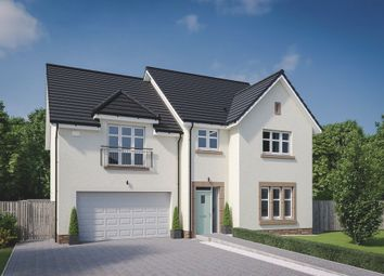Thumbnail 5 bed detached house for sale in Ravelrig Road, Balerno, Edinburgh