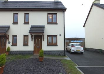 Thumbnail 2 bed semi-detached house for sale in Newton Heights, Kilgetty, Pembrokeshire