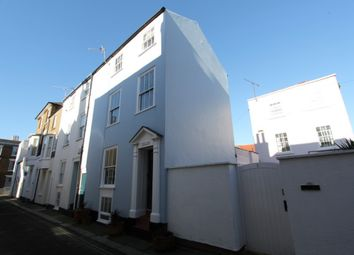 Thumbnail 3 bedroom end terrace house for sale in Silver Street, Deal