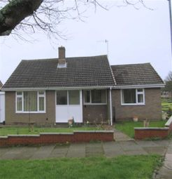 Thumbnail 3 bed bungalow to rent in Greenwood, Tweedmouth, Berwick-Upon-Tweed