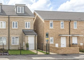 Thumbnail 3 bed end terrace house for sale in Montacute Road, Houndstone, Yeovil, Somerset