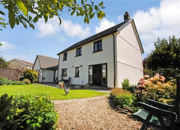 Thumbnail 4 bed detached house for sale in East Street, Sheepwash, Beaworthy