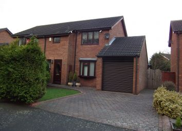 Thumbnail 3 bed semi-detached house to rent in Melbeck Drive, Ouston, Chester Le Street