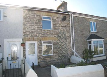 Thumbnail 2 bed terraced house to rent in Mountwise Cottages, Newquay, Cornwall