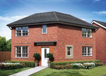 "Thumbnail 3 bedroom detached house for sale in ""Eskdale"" at Martins Way, Ledbury"