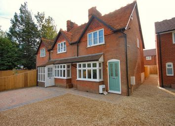 Thumbnail End terrace house for sale in 279 Wendover Road, Aylesbury, Buckinghamshire