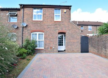 Thumbnail 3 bed end terrace house for sale in Cousins Way, Pulborough, West Sussex