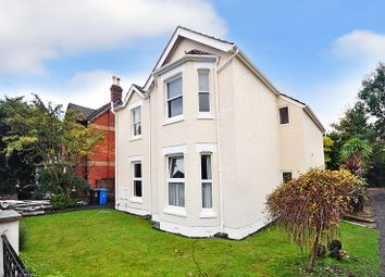 Thumbnail 3 bedroom flat for sale in Ashley Cross, Lower Parkstone, Poole, Dorset