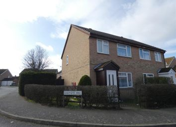Thumbnail 3 bed semi-detached house to rent in Derwent Way, Aylesham, Canterbury