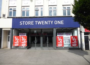 Thumbnail Retail premises to let in Old Church Road, London