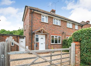 Thumbnail 2 bed semi-detached house for sale in 61 Woodlands Road, East Grinstead, West Sussex