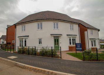 Thumbnail 4 bed detached house for sale in Aurora Gardens, Barlaston, Stoke-On-Trent