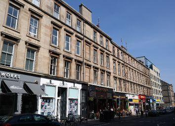 Thumbnail 2 bed flat to rent in Gibson Street, Kelvinbridge, Glasgow