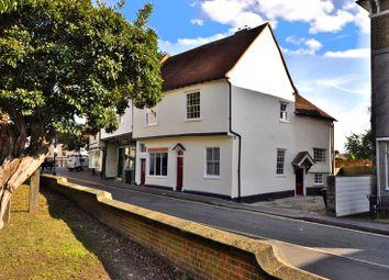 4 bed end terrace house for sale in Church Street, Waltham Abbey EN9