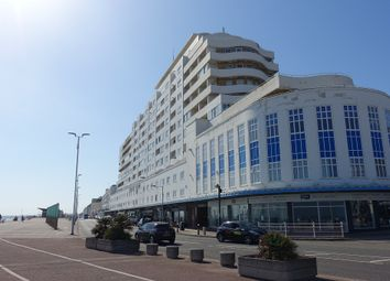 Thumbnail 1 bed flat for sale in Marine Court, St Leonards On Sea