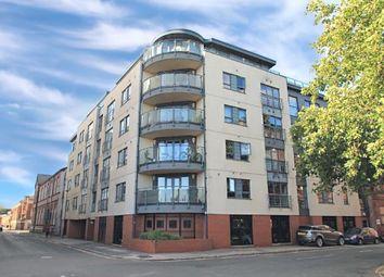 2 bed flat for sale in Carrington Street, Derby DE1