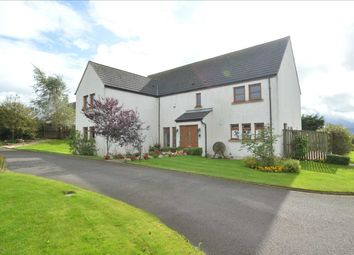 Thumbnail 5 bed detached house for sale in Greens Road, Carnwath, Lanark